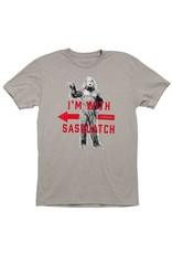 I'm With Sasquatch T Shirt