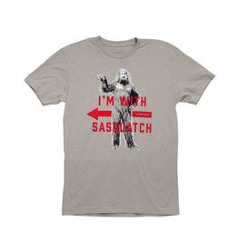 I'm With Sasquatch T-Shirt