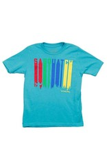 Sasquatch Colors Kids T