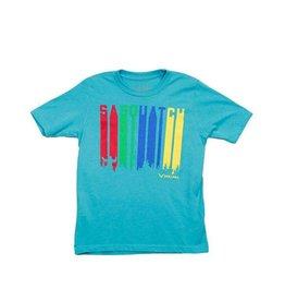 Sasquatch Colors Kids T-Shirt