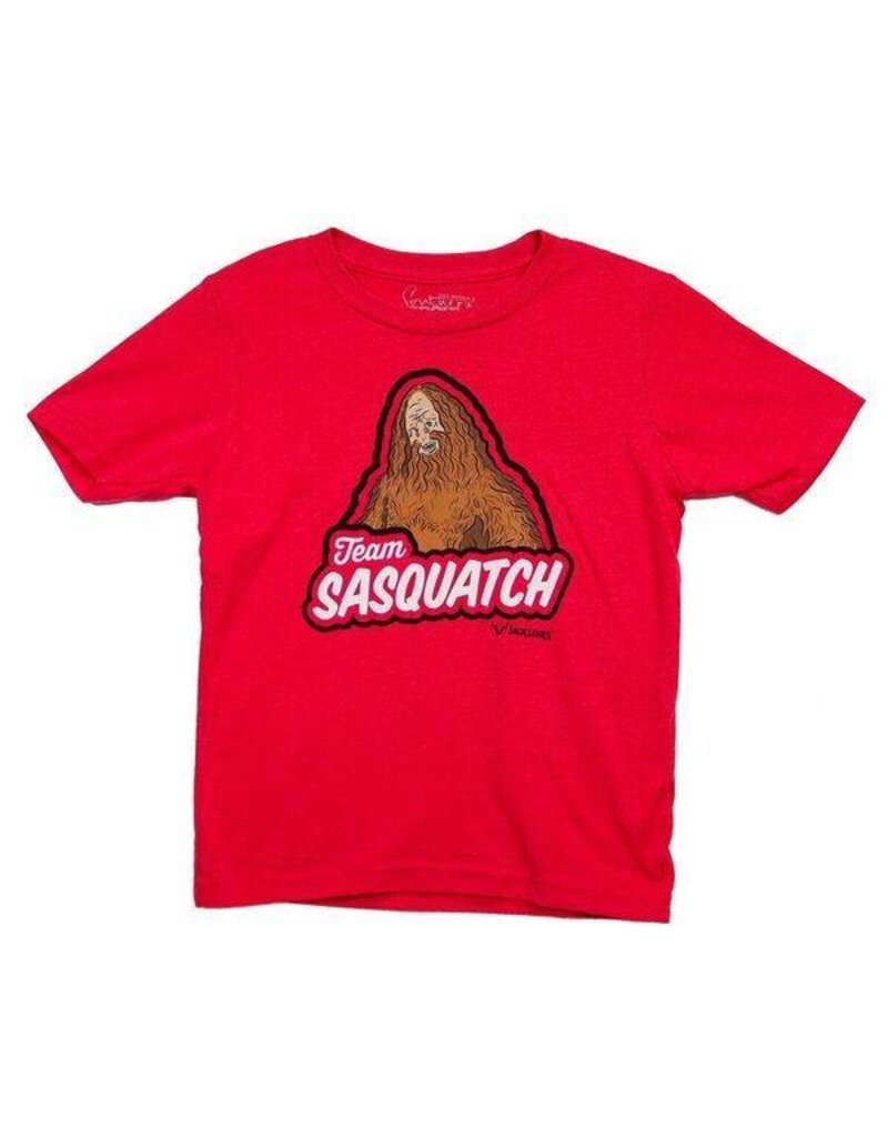 Team Sasquatch Kids T