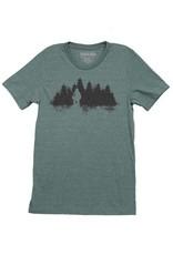 Lurking Sasquatch T Shirt