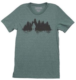 Lurking Sasquatch T-Shirt