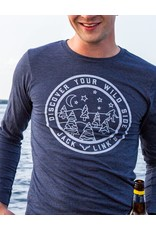 Discover Your Wild Side Long Sleeve T Shirt