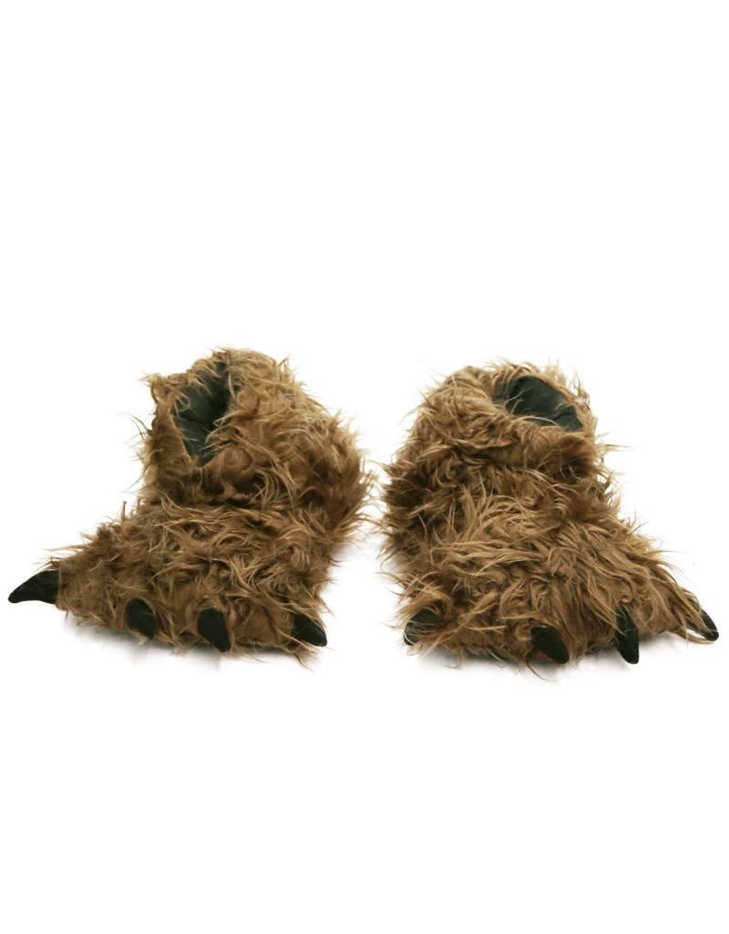 Furry Beast Slippers