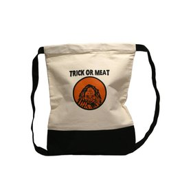 Trick Or Meat Drawstring Bag