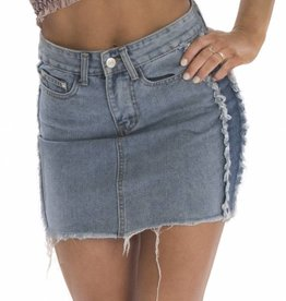 Cali Denim Skirt