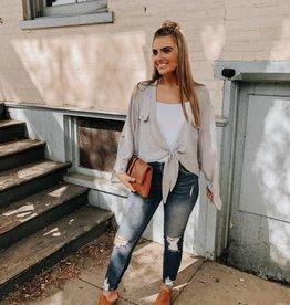 Felicia Crop Jeans