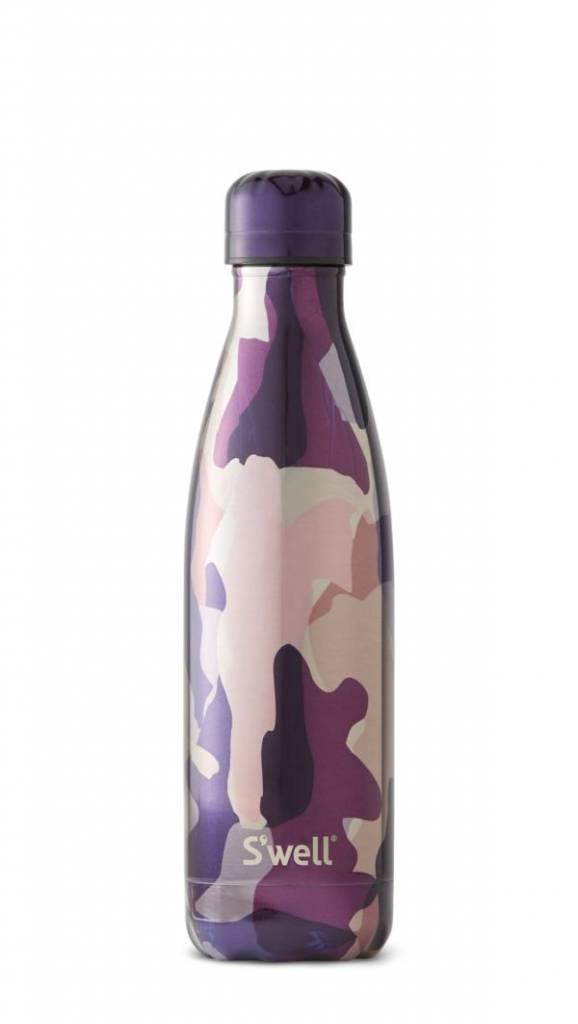 17 oz. Metalic Camo Bottle