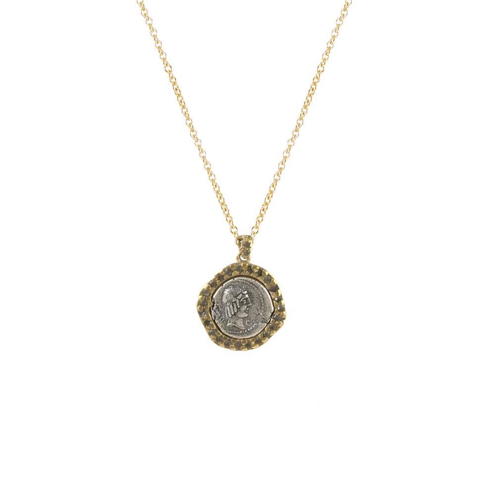 Tat2 Tat2 N546 Gold Necklace