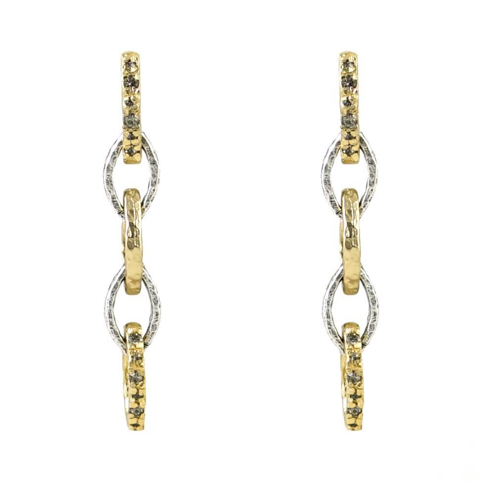 Tat2 Tat2 E135 Link Earrings