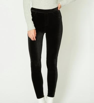 Sanctuary Sanctuary Velour Legging