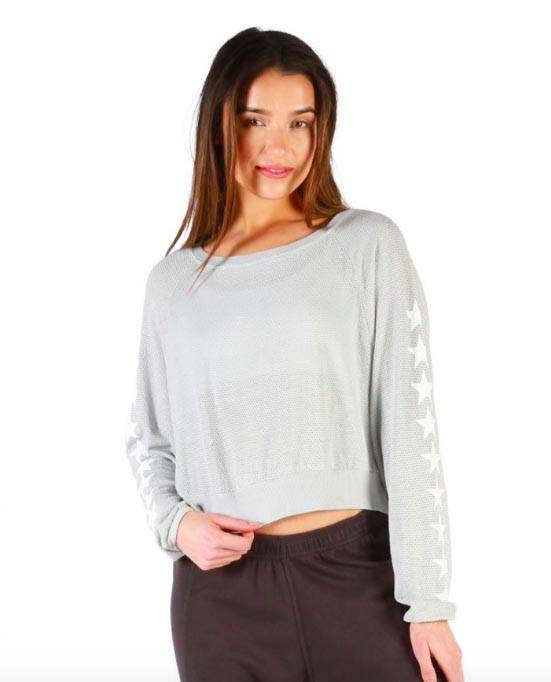Hard Tail Hard Tail Slouchy Pull-Over