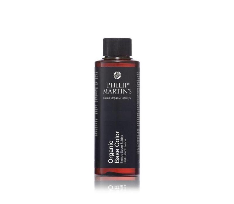 1.0 BLACK - Organic Based Hair Color