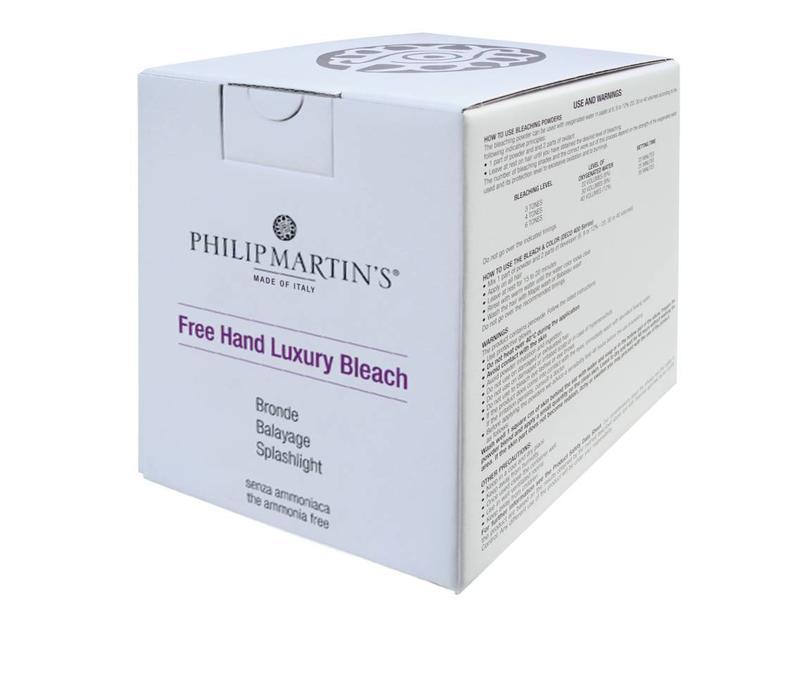 Free Hand Luxury Bleach 800gr