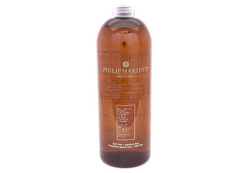 Philip Martin's BLU Shampoo Anti Giallo 1000ml PRO