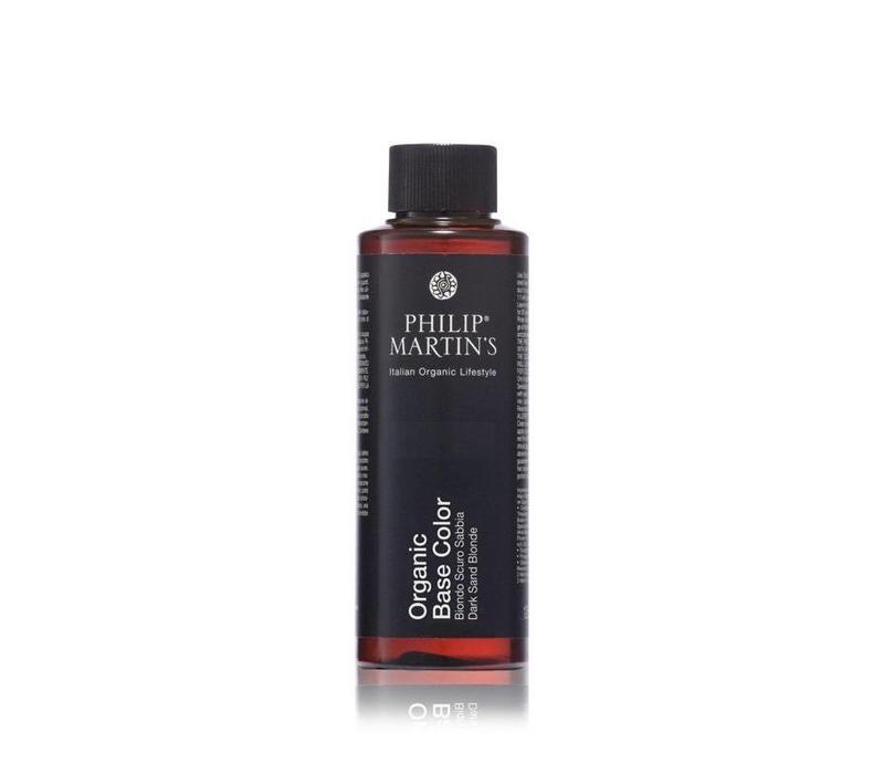 4.65 Medium Brown Mahogany Red - Organic Based Color 125ml / 4.23 FL. OZ.