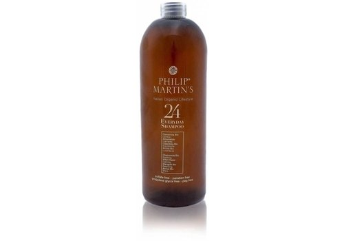 Philip Martin's 24 Everyday Shampoo 1000 ml / 33.8 fl. oz .
