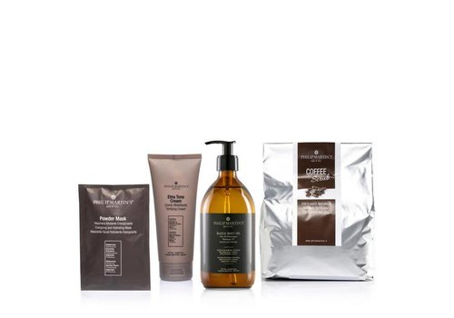 Philip Martin's Kit Coffee Scrub - Prevenire E Tonificare