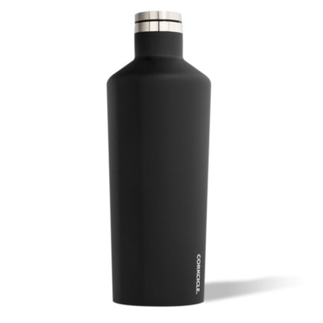 Corkcicle 60 oz Canteen Black