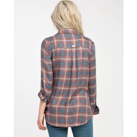 York Button Up Plaid