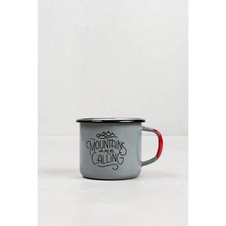 John Muir 12oz Enamel Mug