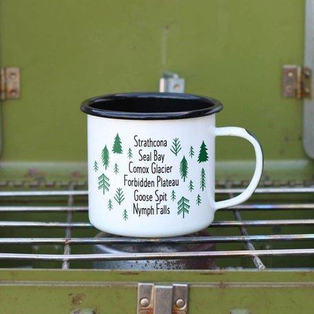 Coast Parks Mug