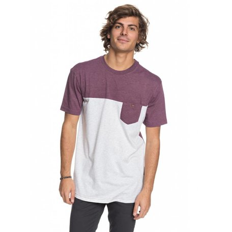 Block Pocket Tee