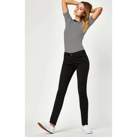 Alexa Jet Black Jeans