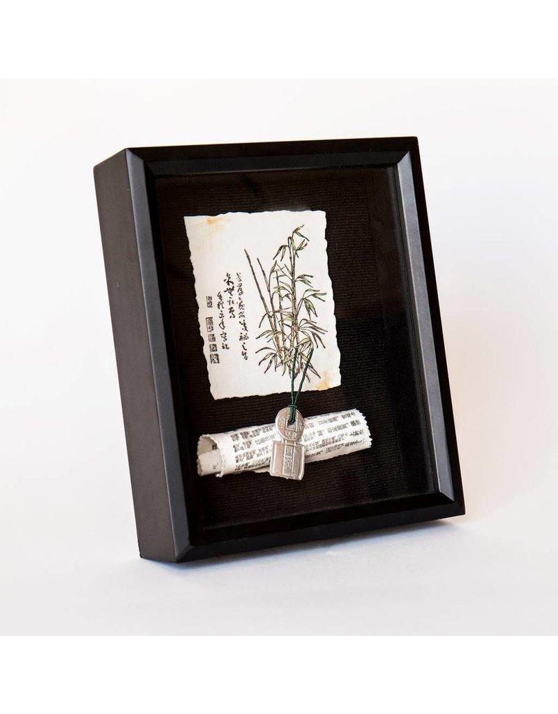 Suzanne Sidebottom Suzanne Sidebottom - Framed - Chinese Roll &  Medallion