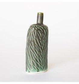 Thomas Mooneagle Thomas Mooneagle - Tall Green Bottle
