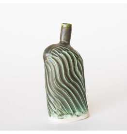 Thomas Mooneagle Thomas Mooneagle - Slanted Green Bottle