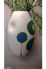Laura George Lynch Laura George Lynch - Wall Vase