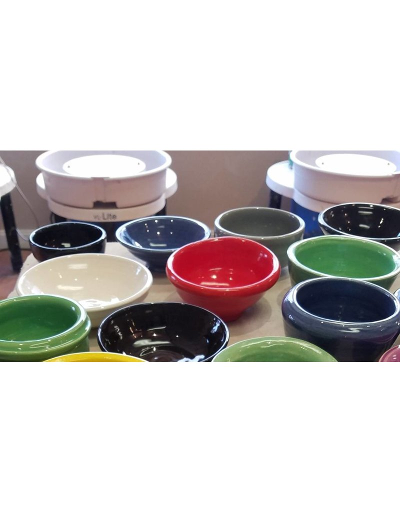 Adult Clay Date - Friday / Saturday Evening