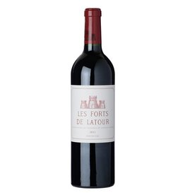 Red Wine 2011 Les Forts, Chateau Latour