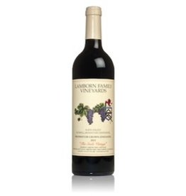 Red Wine 2013 Lamborn Family, Zinfandel