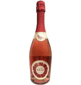 Sparkling Wine Ruby Red, Rose Sparkling