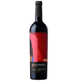 Red Wine 2013, ARTIST SERIES by Kenwood, Cabernet