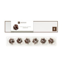 Chocolates Christopher Elbow, Fleur De Sel 6pc