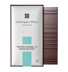Chocolates Christopher Elbow, Almond Sea Salt