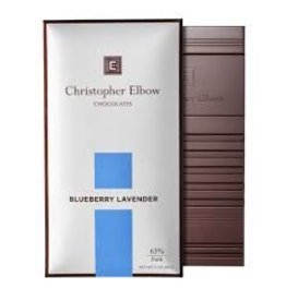 Chocolates Christopher Elbow, Blueberry Lavender