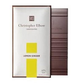 Chocolates Christopher Elbow, Lemon Ginger
