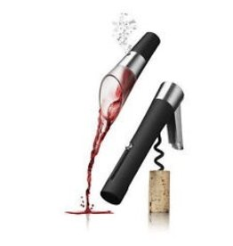 Menu Corkscrew & Decanting Pourer