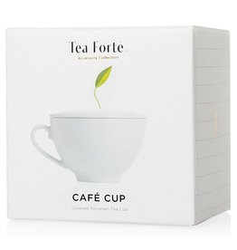 Tea Tea Forte Cafe Cup (WHITE)