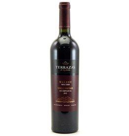 Red Wine 2013 Terrazas, Las Compuertas