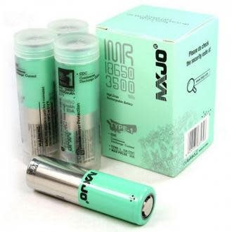 MXJO 20A 18650 3500mAh Battery Teal