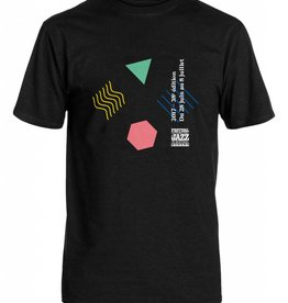 FIJM UNISEX ADULT T-SHIRT - SHAPES