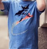 FIJM UNISEX CHILDREN'S T-SHIRT - SUPERHERO