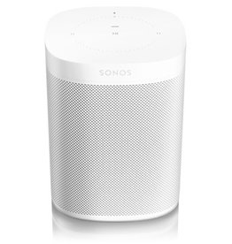 Sonos Sonos One Voice Speaker White ONEG1US1
