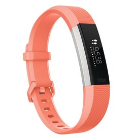 Fitbit Fitbit Alta HR Fitness Tracker with Heart Rate Monitor - Small - Coral FB408SCRSCAN
